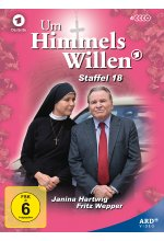 Um Himmels Willen - Staffel 18  [4 DVDs] DVD-Cover