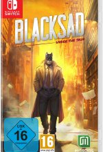 Blacksad - Unter the Skin (Limited Edition) Cover