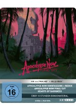 Apocalypse Now / Limited 40th Anniversary Steelbook Edition / 4K Ultra HD Cover