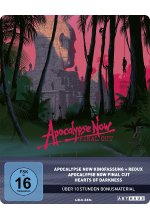 Apocalypse Now / Limited 40th Anniversary Steelbook Edition Blu-ray-Cover