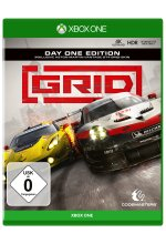 GRID (Day One Edition) Cover