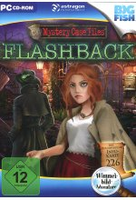 Mystery Case Files: Flashback Cover