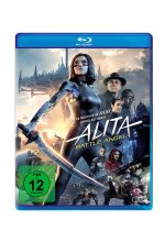 Alita - Battle Angel Blu-ray-Cover