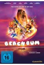 Beach Bum DVD-Cover