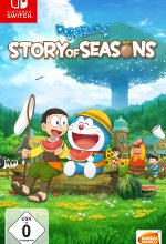 Doraemon - Story of Seasons Cover