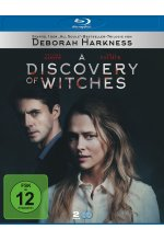 A Discovery of Witches - Staffel 1  [2 BRs] Blu-ray-Cover