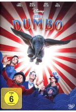 Dumbo (Live-Action) DVD-Cover