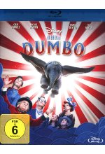 Dumbo (Live-Action) Blu-ray-Cover