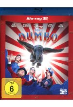 Dumbo (Live-Action) Blu-ray 3D-Cover