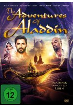 The Adventures of Aladdin DVD-Cover