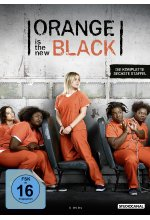 Orange Is the New Black / 6. Staffel  [5 DVDs] DVD-Cover