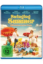 Swinging Summer - Willkommen in den 70ern Blu-ray-Cover