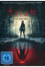 The Axiom - Das Tor zur Hölle DVD-Cover
