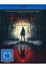 The Axiom - Das Tor zur Hölle Blu-ray-Cover