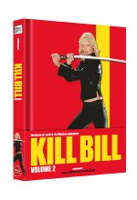 Kill Bill: Vol. 2 - 2-Disc Limited Collector's Edition (+ DVD) - Cover A Blu-ray-Cover