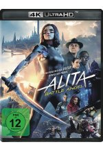 Alita - Battle Angel  (4K Ultra HD) Cover