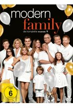 Modern Family - Die komplette Season 9  [3 DVDs] DVD-Cover