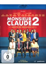 Monsieur Claude 2 Blu-ray-Cover