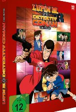 Lupin the 3rd vs. Detektiv Conan: The Movie - Limited Edition DVD-Cover