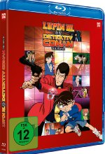 Lupin the 3rd vs. Detektiv Conan: The Movie Blu-ray-Cover