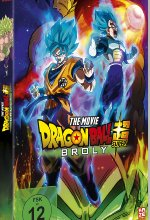 Dragonball Super: Broly DVD-Cover