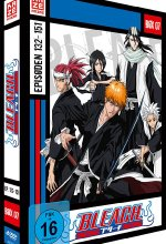 Bleach TV Serie - DVD Box 7 (Episoden 132-151) [4 DVDs] DVD-Cover