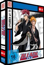 Bleach TV Serie - Blu-ray Box 4 (Episoden 64-91) [3 BRs] Blu-ray-Cover
