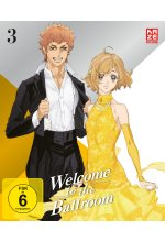 Welcome to the Ballroom - DVD 3 DVD-Cover