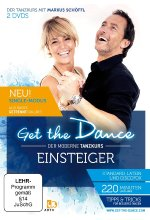 Get the Dance - Einsteigerkurs  [2 DVDs] DVD-Cover