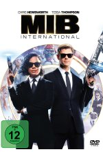 Men in Black: International DVD-Cover