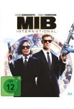 Men in Black: International Blu-ray-Cover