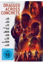 Dragged Across Concrete DVD-Cover