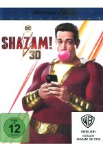 Shazam! Blu-ray 3D-Cover