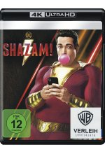 Shazam!  (4K Ultra HD) Cover