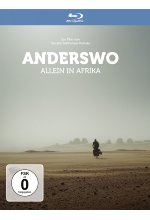 Anderswo. Allein in Afrika Blu-ray-Cover