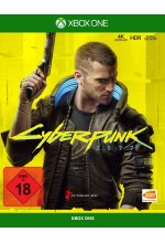 CYBERPUNK 2077 (Day 1 Edition) Cover