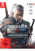 The Witcher 3: Wild Hunt (Complete Edition) Cover