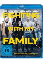 Fighting With My Family Blu-ray-Cover