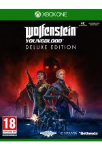 Wolfenstein: Youngblood (Deluxe Edition) (PEGI) Cover
