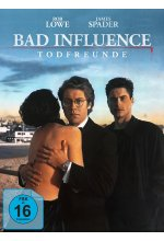 Todfreunde (Bad Influence) (Mediabook) (+ DVD) Blu-ray-Cover