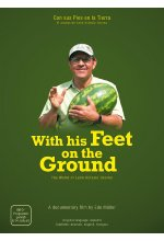 With His Feet On The Ground  (OmU) DVD-Cover