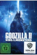 Godzilla II - King of the Monsters DVD-Cover