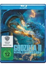 Godzilla II - King of the Monsters Blu-ray-Cover