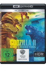 Godzilla II - King of the Monsters  (4K Ultra HD) Cover