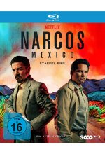 NARCOS: MEXICO - Staffel 1  [3 BRs] Blu-ray-Cover