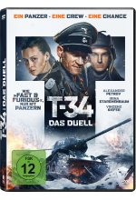 T-34: Das Duell DVD-Cover
