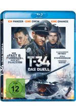 T-34: Das Duell Blu-ray-Cover