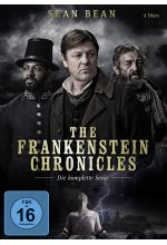 The Frankenstein Chronicles - Die komplette Serie  [4 DVDs] DVD-Cover