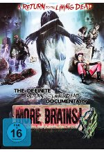 More Brains - A Return to the Living Dead DVD-Cover