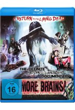 More Brains - A Return to the Living Dead Blu-ray-Cover